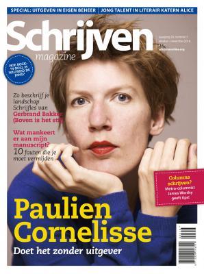 Afbeeldingsresultaat voor schrijven magazine nederland cover