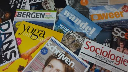 Tijdschriften van Virtùmedia